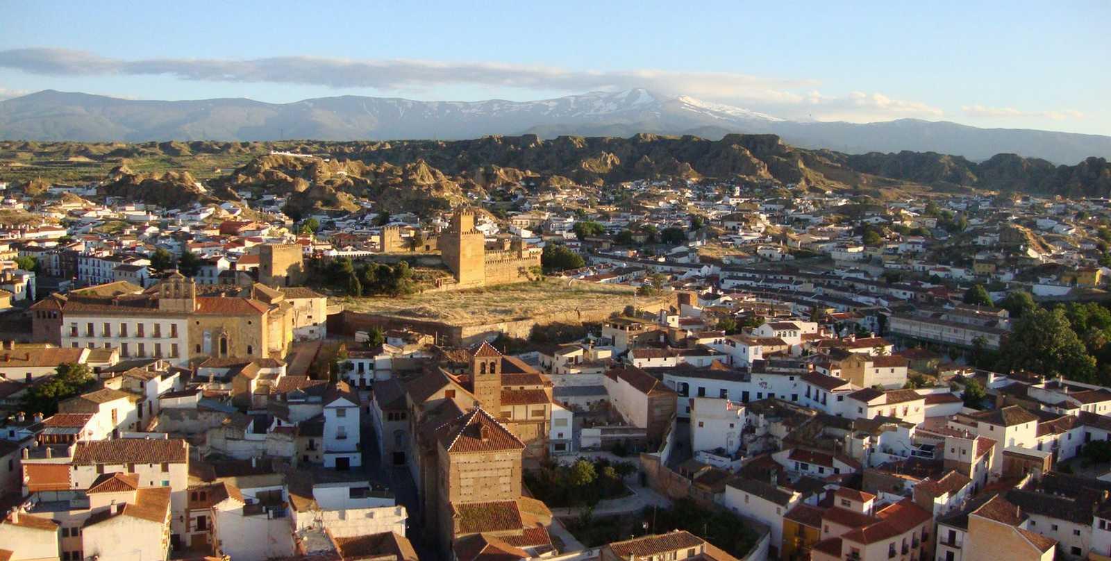 Guadix-Alcazaba-SierraNevadaAlpujarrasGranada